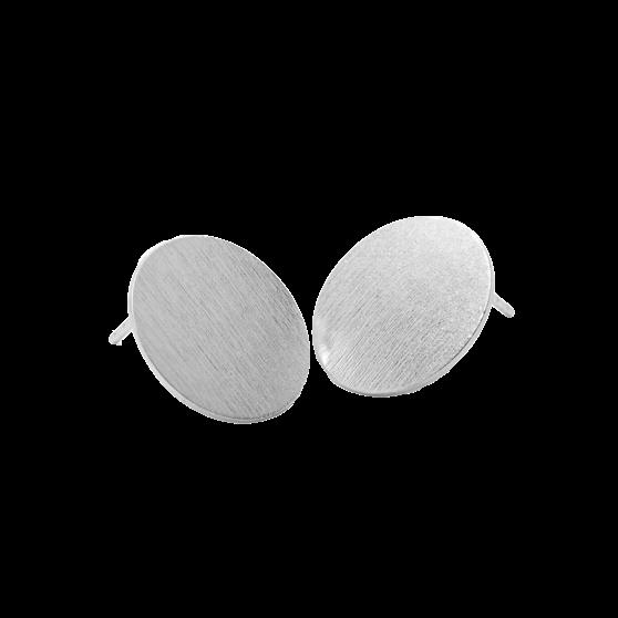 Small Coin Earsticks von Pernille Corydon in Silber Sterling 925