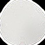 Double drop necklace fra Pernille Corydon i Sølv Sterling 925| Matt,Blank