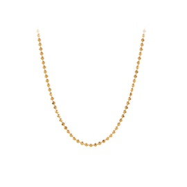 Facet Plain Necklace