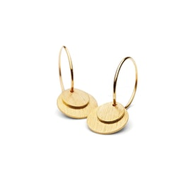 Small Coin earring