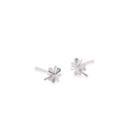 Clover earsticks fra Pernille Corydon i Sølv Sterling 925
