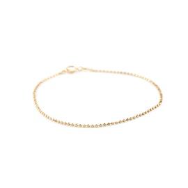Facet Plain bracelet medium