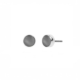 Carré Archive earsticks w. Grey Moonstone