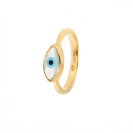 Lady Luck Eye ring