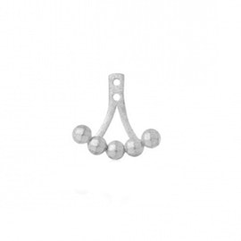 Ear Party earring w. 5 Pearls