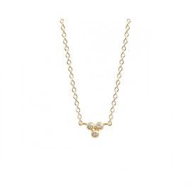 My Precious 3 dots necklace