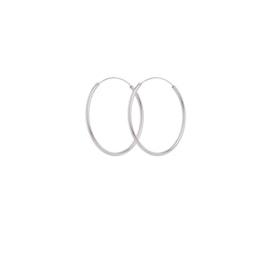 Plain Hoop earrings