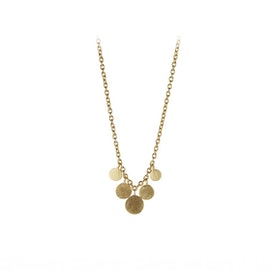 Mini Coin necklace fra Pernille Corydon