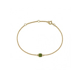 Gem Candy bracelet w. Chrome Diopside