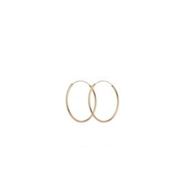 Mini Plain Hoop earrings