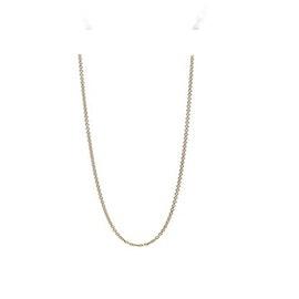 A-Hjort short chain från A-Hjort i Förgyllt-Silver Sterling 925|Blank
