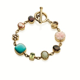 Archive bracelet Mixed gemstones