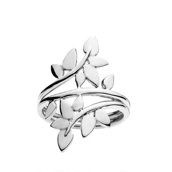 Poetry Large ring fra Izabel Camille i Sølv Sterling 925