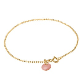 Enamel bracelet Rose