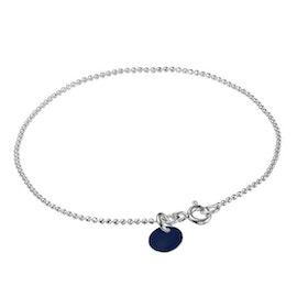 Enamel bracelet Dark Blue