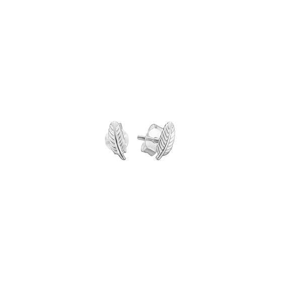 Leaf earsticks from Enamel Copenhagen in Silver Sterling 925