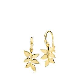 Poetry earrings