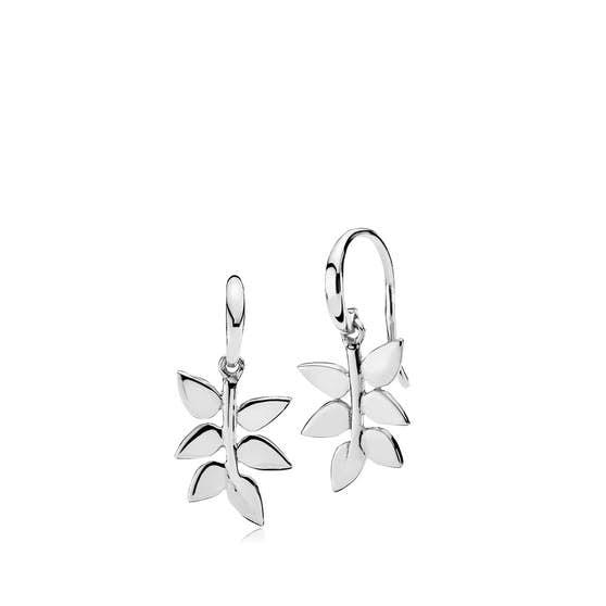 Poetry earrings von Izabel Camille in Silber Sterling 925