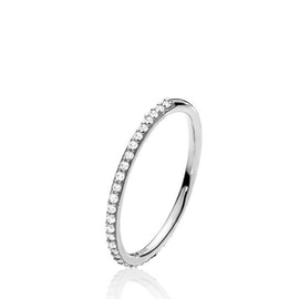 Promise Small ring fra Izabel Camille i Sølv Sterling 925