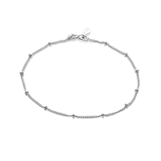 Nala bracelet fra Maanesten i Sølv Sterling 925 Blank