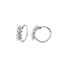 Lela 4 stones earrings