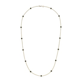 Prima Donna necklace Black onyx