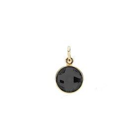 Prima Donna Black onyx pendant