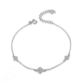 Zircons bracelet