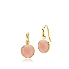Prima Donna earrings peach