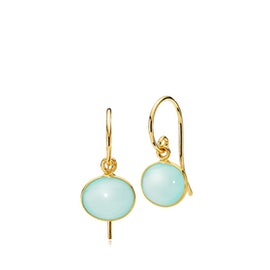 Candy earrings Aqua Small
