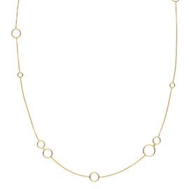 Metropol Circles necklace