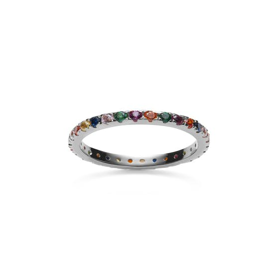 Pari ring from Maanesten in Silver Sterling 925|Blank