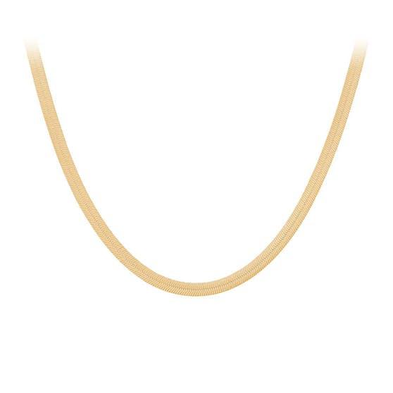 Edith necklace från Pernille Corydon i Förgyllt-Silver Sterling 925|Blank