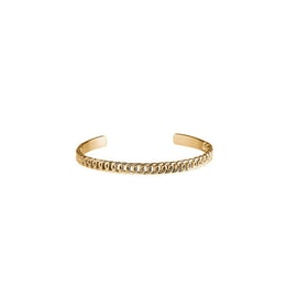 Chain bangle bracelet