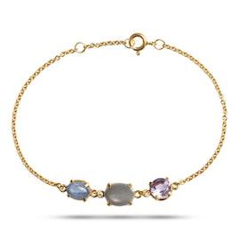 Gem Candy Big gemstones bracelet