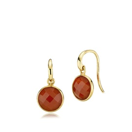 Prima Donna earrings Red Onyx