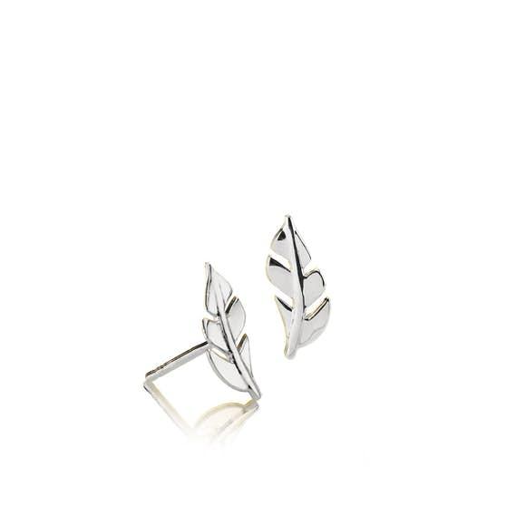 Flawless earsticks from Izabel Camille in Silver Sterling 925