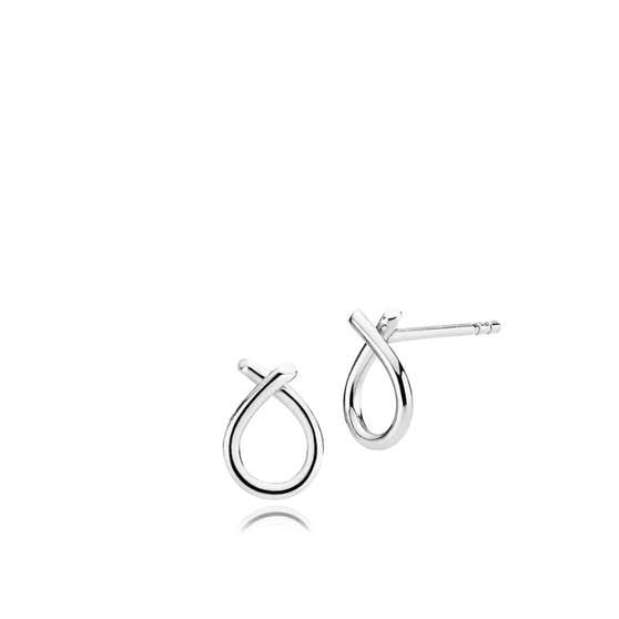 Everyday Small earrings fra Izabel Camille i Sølv Sterling 925