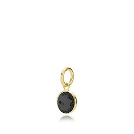 Prima Donna small pendant Black