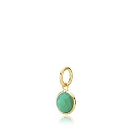 Prima Donna small pendant Green Onyx