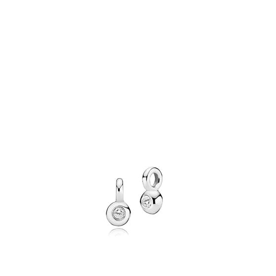 Petite pendants from Izabel Camille in Silver Sterling 925