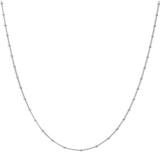 Nala Choker necklace fra Maanesten i Sølv Sterling 925|Blank