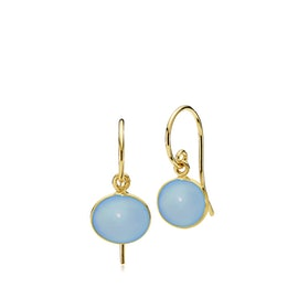 Candy earrings Blue Small