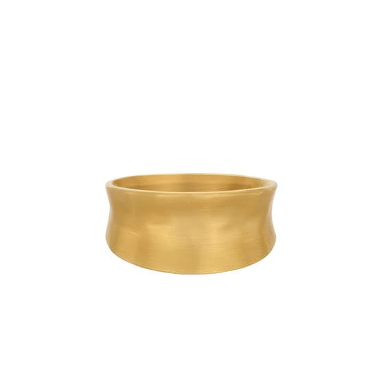 Saga ring von Pernille Corydon in Vergoldet-Silber Sterling 925