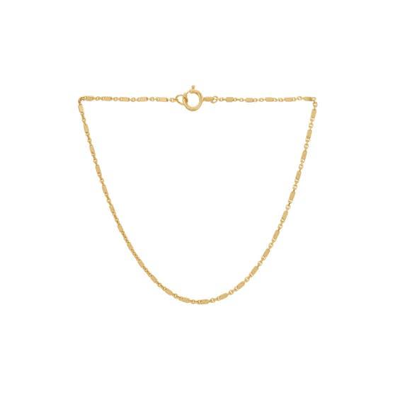 Thea bracelet von Pernille Corydon in Vergoldet-Silber Sterling 925 Blank