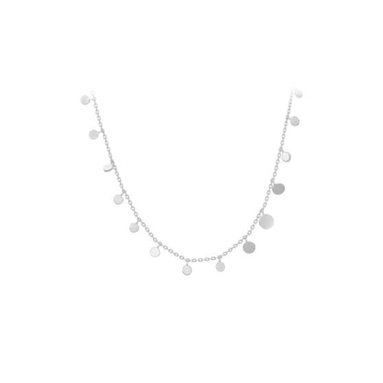 Sheen necklace von Pernille Corydon in Silber Sterling 925