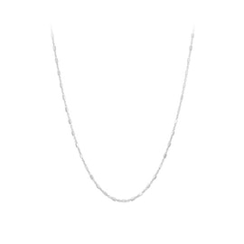 Thea necklace von Pernille Corydon in Silber Sterling 925 Blank