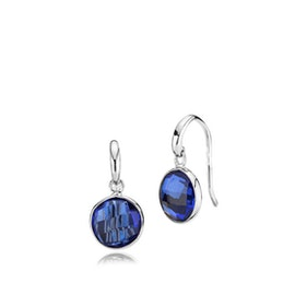 Prima Donna earrings Royal Blue from Izabel Camille