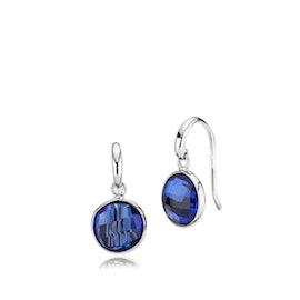 Prima Donna earrings Royal Blue