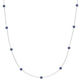 Prima Donna necklace Royal Blue